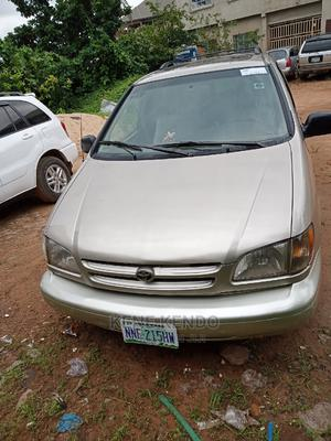 Toyota Sienna 2003 Gold | Cars for sale in Anambra State, Awka