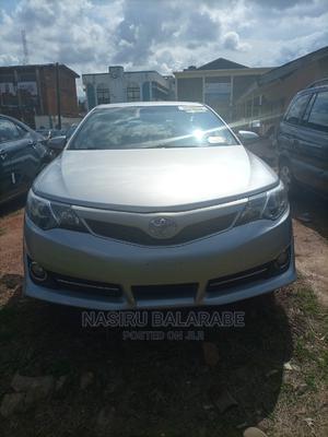 Toyota Camry 2013 Silver   Cars for sale in Kaduna State, Kaduna / Kaduna State
