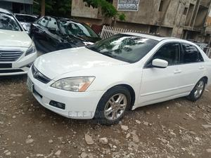 Honda Accord 2006 2.4 Executive White | Cars for sale in Abuja (FCT) State, Garki 2