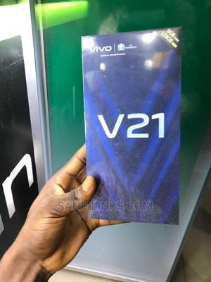 New Vivo V20 Pro 128 GB Black | Mobile Phones for sale in Lagos State, Ikeja