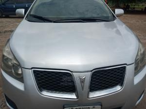 Pontiac Vibe 2010 1.8L Silver   Cars for sale in Abuja (FCT) State, Apo District