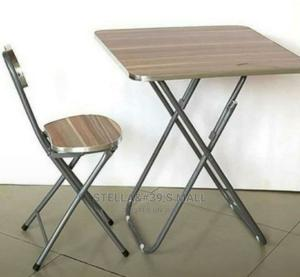 Foldable And Foldable Chair Set.   Furniture for sale in Lagos State, Lagos Island (Eko)