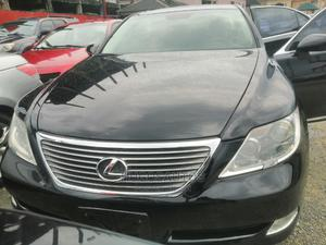 Lexus LS 2009 460 L AWD Black | Cars for sale in Rivers State, Port-Harcourt