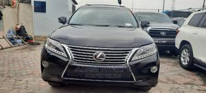 Lexus RX 2013 350 AWD Black | Cars for sale in Lagos State, Ajah