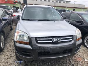 Kia Sportage 2005 Silver   Cars for sale in Lagos State, Agege