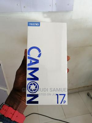 New Tecno Camon 17P 128 GB Black | Mobile Phones for sale in Abuja (FCT) State, Wuse 2