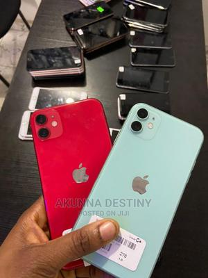 Apple iPhone 11 128 GB Red   Mobile Phones for sale in Imo State, Owerri