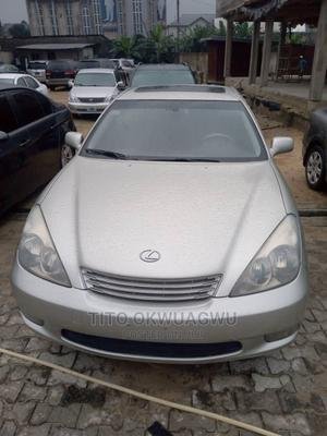 Lexus ES 2004 330 Sedan Silver | Cars for sale in Rivers State, Port-Harcourt