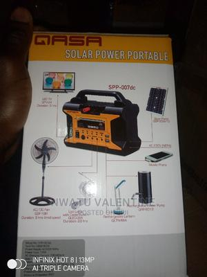 100watts Solar Kit With 20watts Panel | Solar Energy for sale in Lagos State, Ojo