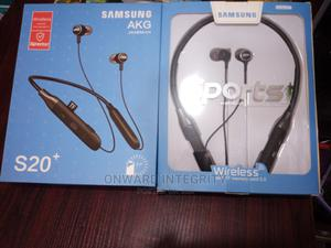 S20+ Neck Bluetooth   Headphones for sale in Lagos State, Ojo