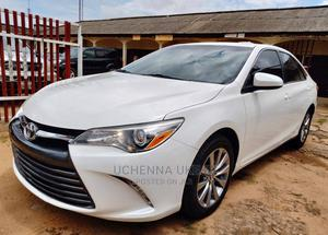 Toyota Camry 2015 White   Cars for sale in Delta State, Aniocha South