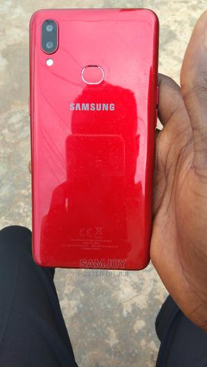 Samsung Galaxy A10s 32 GB Red   Mobile Phones for sale in Lagos State, Ikorodu
