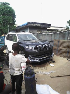 Toyota Prado Upgrading   Vehicle Parts & Accessories for sale in Lagos State, Mushin