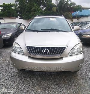 Lexus RX 2008 350 Gold | Cars for sale in Lagos State, Ogudu