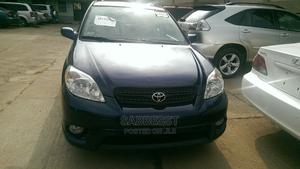 Toyota Matrix 2005 Blue | Cars for sale in Lagos State, Isolo