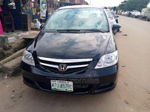 Honda City 2008 Black | Cars for sale in Lagos State, Isolo