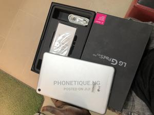 LG G Pad 5 10.1 32 GB Silver | Tablets for sale in Lagos State, Ikeja