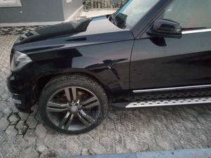 Mercedes-Benz GLK-Class 2013 350 4MATIC Black | Cars for sale in Lagos State, Ajah