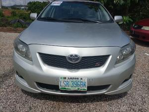 Toyota Corolla 2009 Silver | Cars for sale in Abuja (FCT) State, Katampe