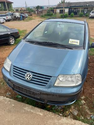 Volkswagen Sharan 2005 Blue   Cars for sale in Ogun State, Ado-Odo/Ota
