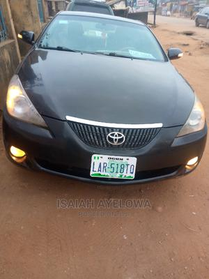 Toyota Solara 2004 2.4 Coupe Black   Cars for sale in Lagos State, Ojodu