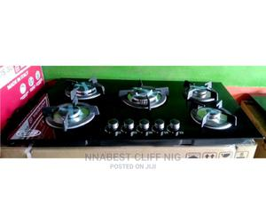 5 Burners All Gas Hob   Kitchen Appliances for sale in Lagos State, Maryland