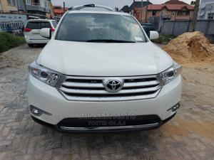 Toyota Highlander 2011 Limited White | Cars for sale in Lagos State, Lekki