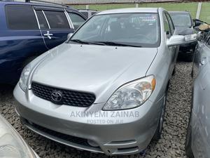 Toyota Matrix 2003 Silver | Cars for sale in Lagos State, Ifako-Ijaiye