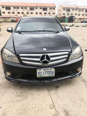Mercedes-Benz C300 2009 Black   Cars for sale in Abuja (FCT) State, Wuye