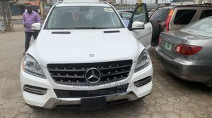 Mercedes-Benz M Class 2014 White | Cars for sale in Lagos State, Alimosho
