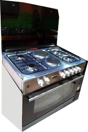 6 Burners Standing Cooker With Oven Model CLI-4+2 | Kitchen Appliances for sale in Lagos State, Magodo