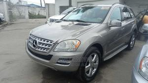 Mercedes-Benz M Class 2010 ML 350 4Matic Gray   Cars for sale in Lagos State, Apapa