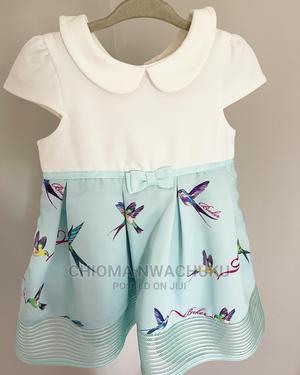 Blue Bird Dress | Children's Clothing for sale in Lagos State, Lekki