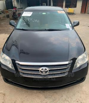 Toyota Avalon 2006 Touring Black | Cars for sale in Lagos State, Ojo