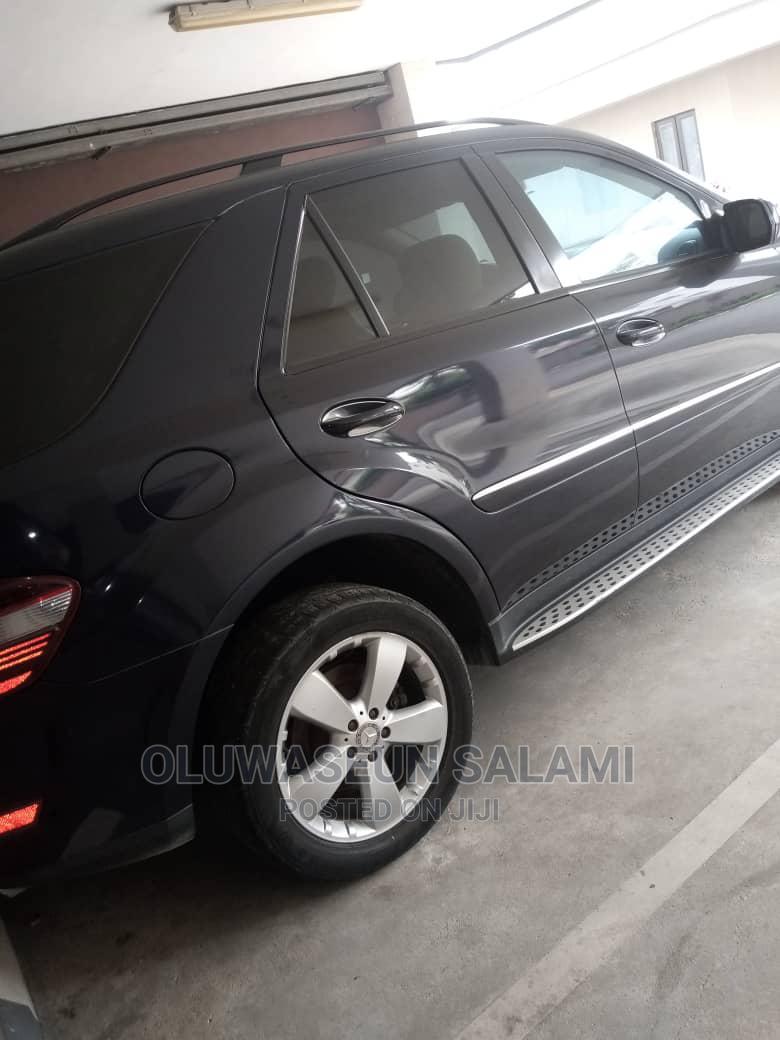 Mercedes-Benz E350 2009 Black   Cars for sale in Ikoyi, Lagos State, Nigeria