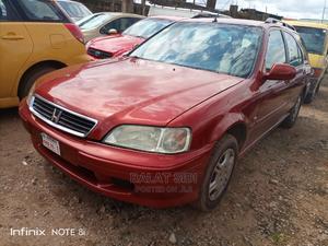 Honda Civic 1997 EX 4dr Sedan Red   Cars for sale in Kaduna State, Kaduna / Kaduna State