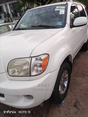 Toyota Sequoia 2005 White | Cars for sale in Edo State, Benin City