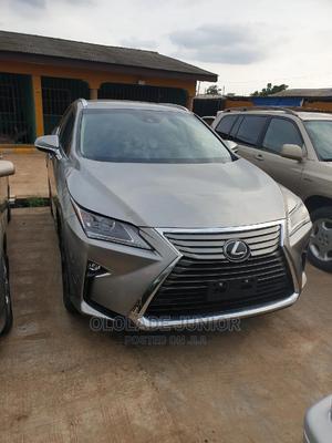 Lexus RX 2017 350 FWD Gray | Cars for sale in Ogun State, Ado-Odo/Ota