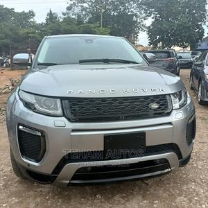 Land Rover Range Rover Evoque 2013 Gray | Cars for sale in Abuja (FCT) State, Central Business District