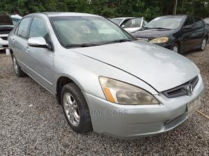 Honda Accord 2003 Silver | Cars for sale in Abuja (FCT) State, Katampe