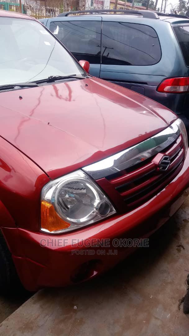Archive: Suzuki XL-7 2006 Red