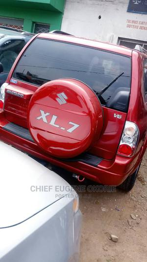 Suzuki XL-7 2006 Red | Cars for sale in Lagos State, Surulere