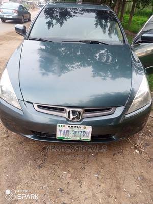 Honda Accord 2005 2.0 Comfort Automatic Blue | Cars for sale in Abuja (FCT) State, Garki 2