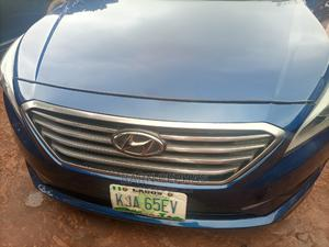 Hyundai Sonata 2015 Blue | Cars for sale in Abuja (FCT) State, Central Business District