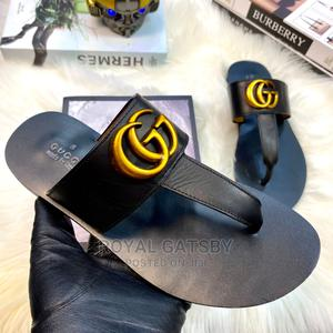 GUCCI Palm Slippers   Shoes for sale in Lagos State, Apapa