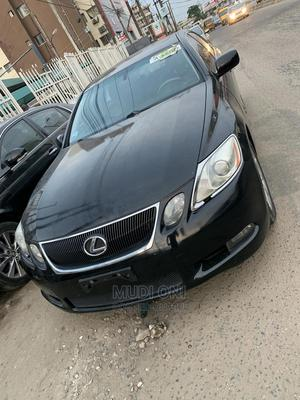 Lexus GS 2007 350 Black | Cars for sale in Lagos State, Ikeja