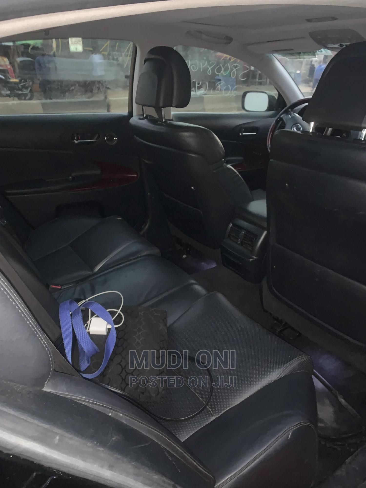 Archive: Lexus GS 2007 350 Black