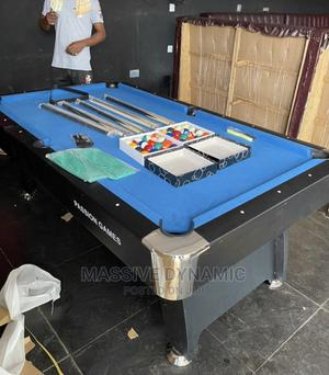 8ft Snooker Table With Full Accessories | Sports Equipment for sale in Lagos State, Lekki