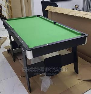 6ft Snooker With Accessories | Sports Equipment for sale in Lagos State, Ajah