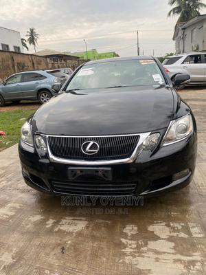 Lexus GS 2010 350 Black | Cars for sale in Lagos State, Ojodu